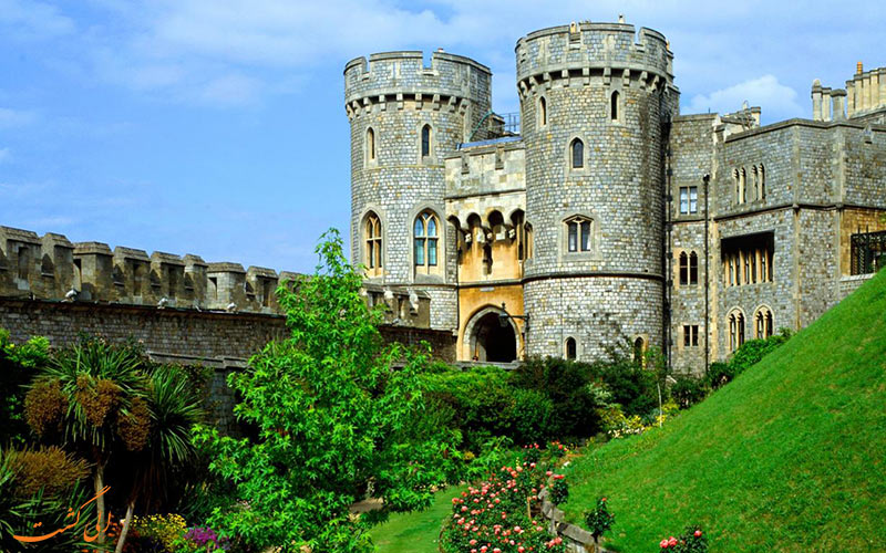 بناهای تاریخی انگلستان