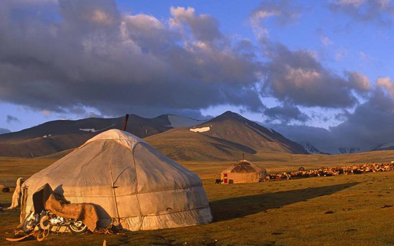 کشور مغولستان