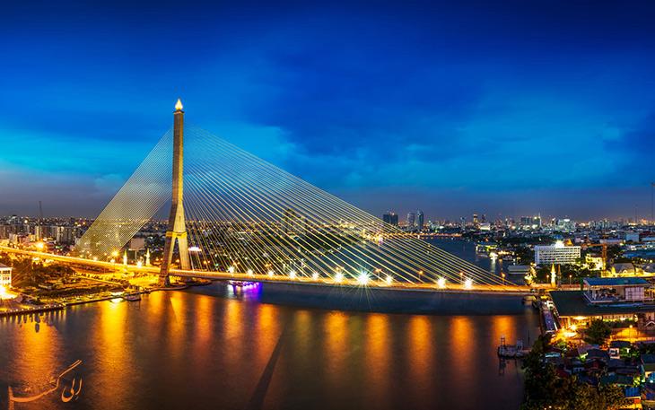 هزینه ی سفر به بانکوک
