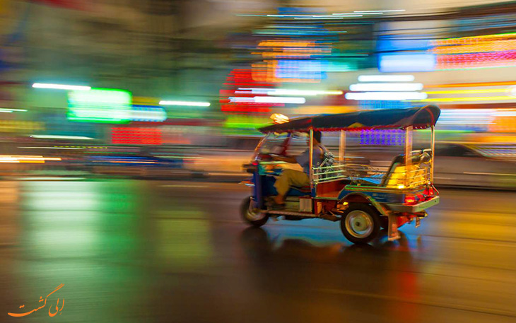 هزینه حمل و نقل در تایلند