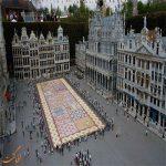 مینیاتور اروپا در مینی اروپای بلژیک
