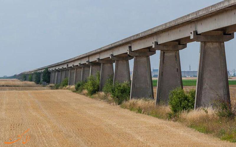 پل Aérotrain Test Track