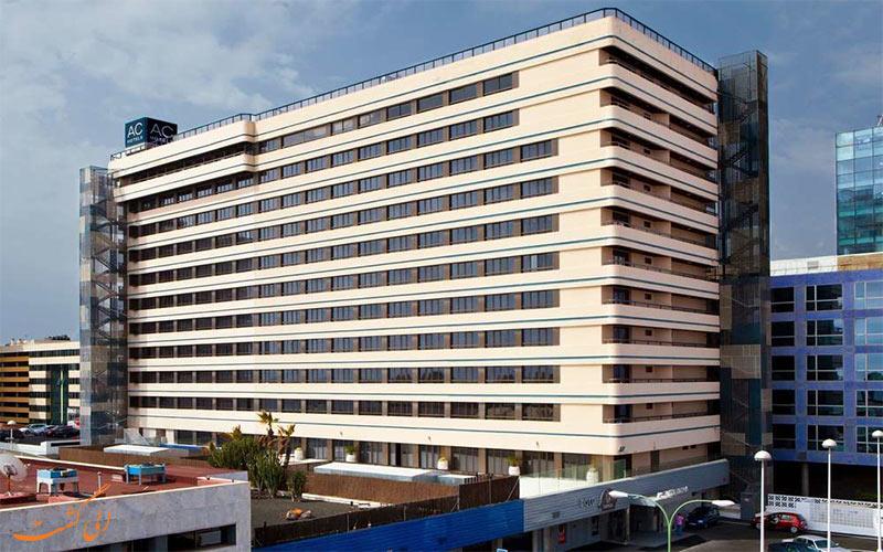 هتل ای سی آلبریا لاس پالماس AC Iberia Las Palmas