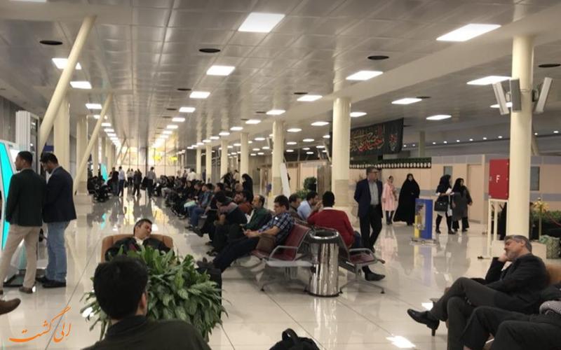 آشنایی با فرودگاه بین المللی آبادان