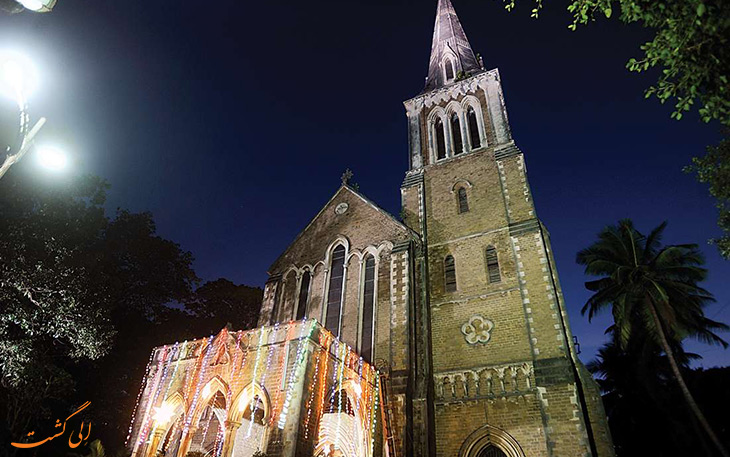 کلیسای افغانی بمبئی