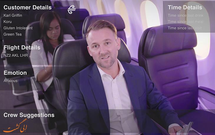 هولولنز و واقعیت افزوده در هواپیما