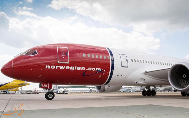هواپیمایی نروژ ایر