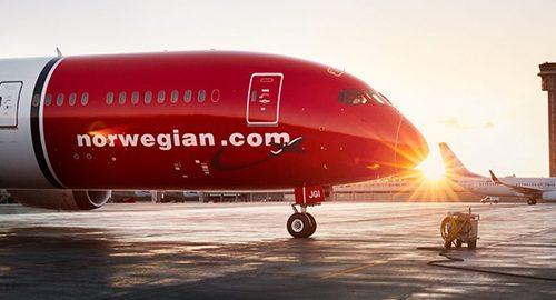 معرفی شرکت هواپیمایی نروژ ایر