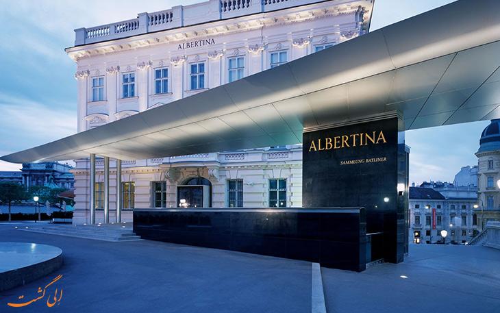 موزه هنر آلبرتینا