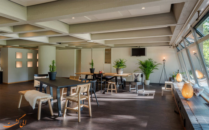 Amsterdam Tropen Hotel- eligasht.com لابی