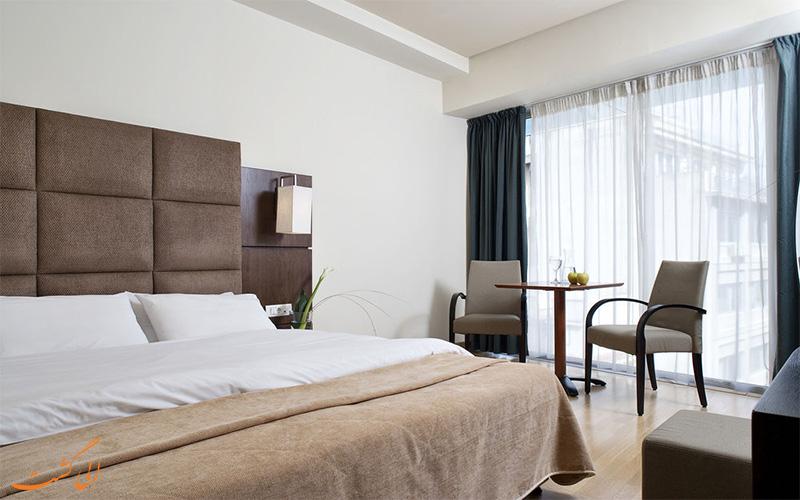 امکانات اتاق های هتل آریون آتن