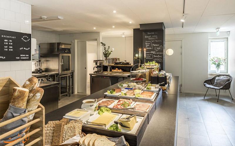امکانات تفریحی هتل اتچ استکهلم- رستوران