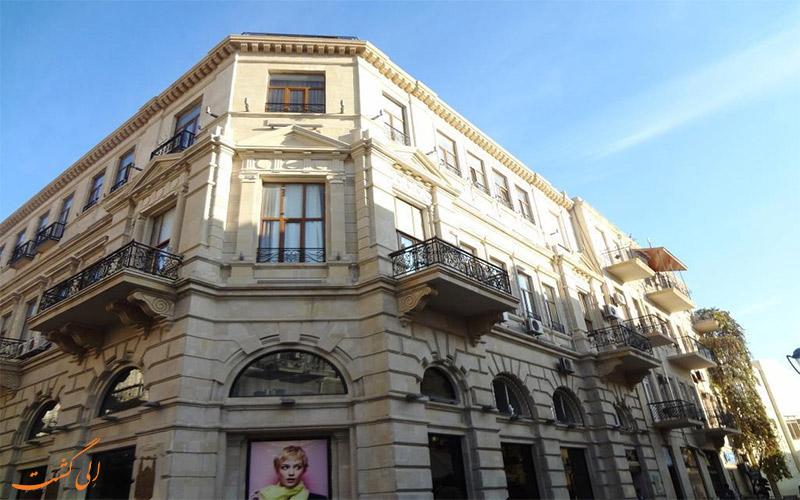 هتل آستین باکو Austin Hotel Baku