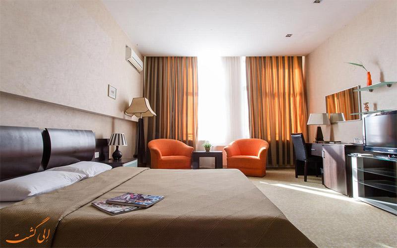 انواع اتاق های هتل آستین باکو