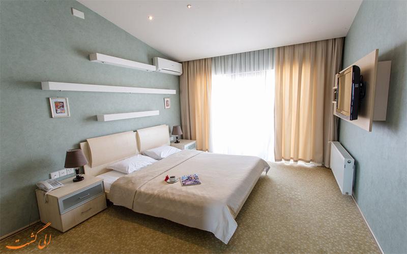 امکانات اتاق های هتل آستین باکو