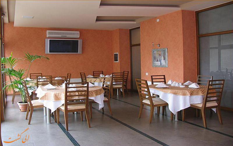 رستوران هتل آستین باکو