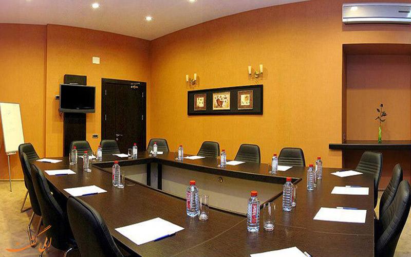 اتاق کنفرانس هتل آستین باکو