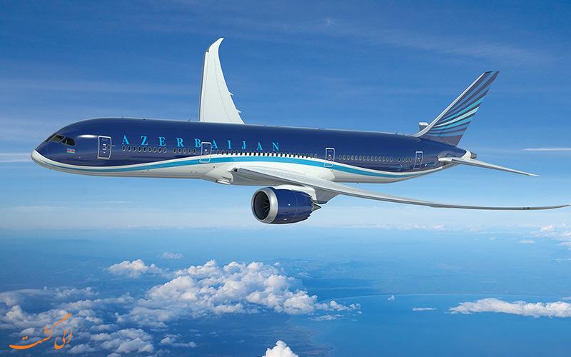 هواپیمایی آذربایجان ایرلاینز