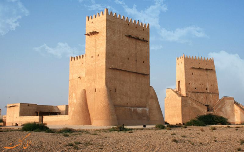 برج های بارزان