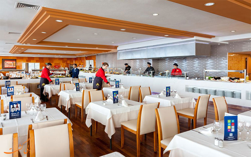 امکانات تفریحی هتل بست سمیرامیس پوئرتو د لاکروز - رستوران