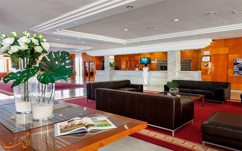 خدمات رفاهی هتل بست سمیرامیس پوئرتو د لاکروز - لابی