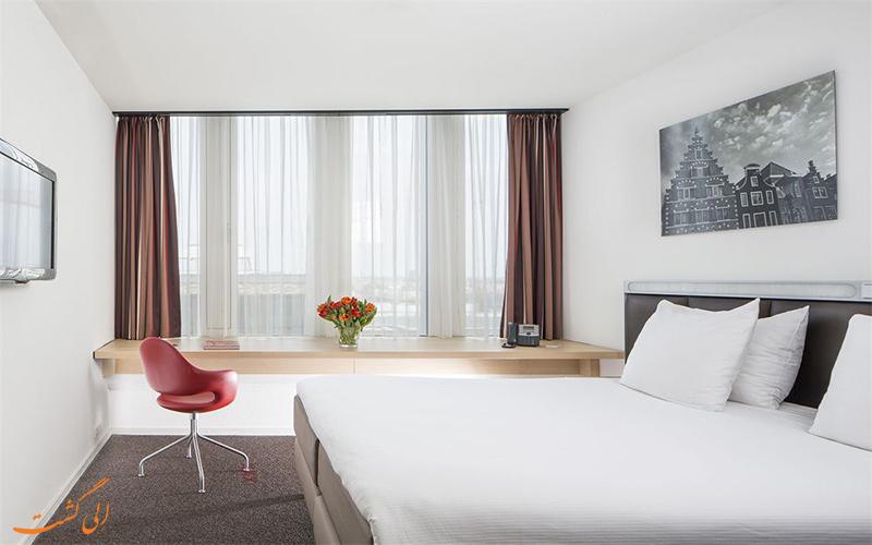 انواع اتاق های هتل کاسا آمستردام