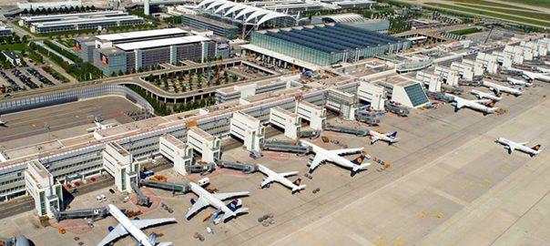معرفی فرودگاه شارل دوگل پاریس