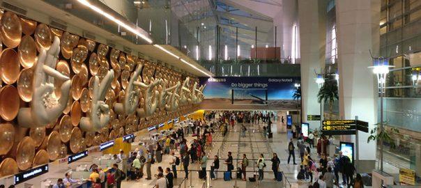 معرفی فرودگاه بین المللی چاتراپاتی شیواجی بمبئی