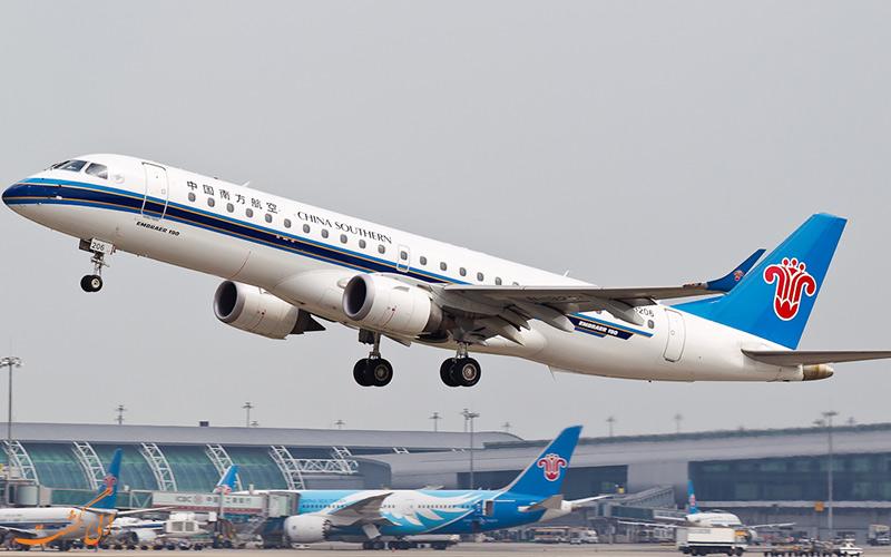 آشنایی با شرکت هواپیمایی چین جنوبی