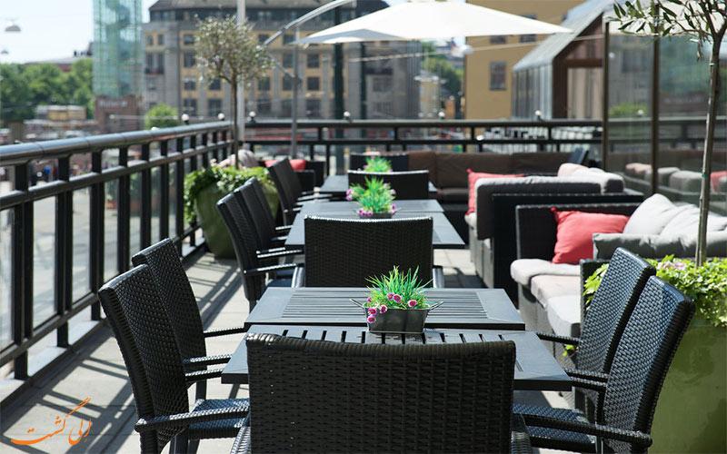 هتل کلاریون رویال کریستیانیا اسلو Hotel Royal Christiania