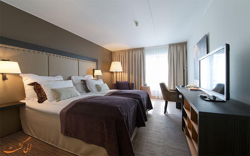 امکانات اتاق های هتل کلاریون رویال کریستیانیا اسلو