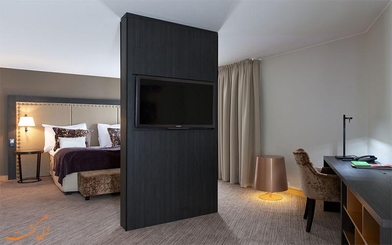انواع اتاق های هتل کلاریون رویال کریستیانیا اسلو