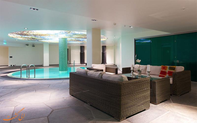 هتل کلاریون رویال کریستیانیا اسلو- استخر