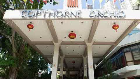 هتل کاپتورن ارکید در پنانگ