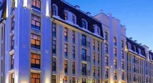 هتل کورت یارد ماریوت در کازان