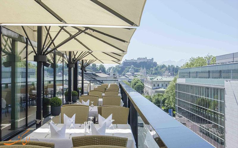 هتل کراون پلازا سالزبورگ Crowne Plaza Salzburg - The Pitter
