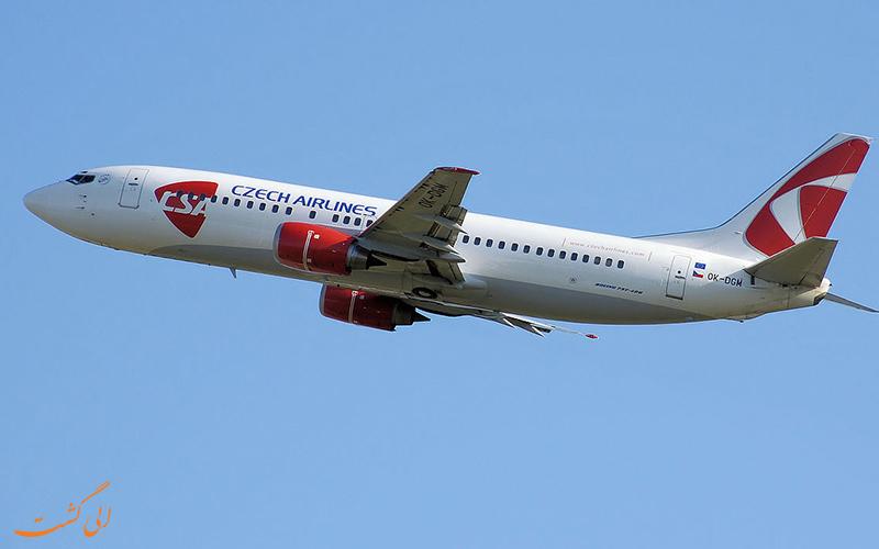 شرکت هواپیمایی چک ایر لاینز
