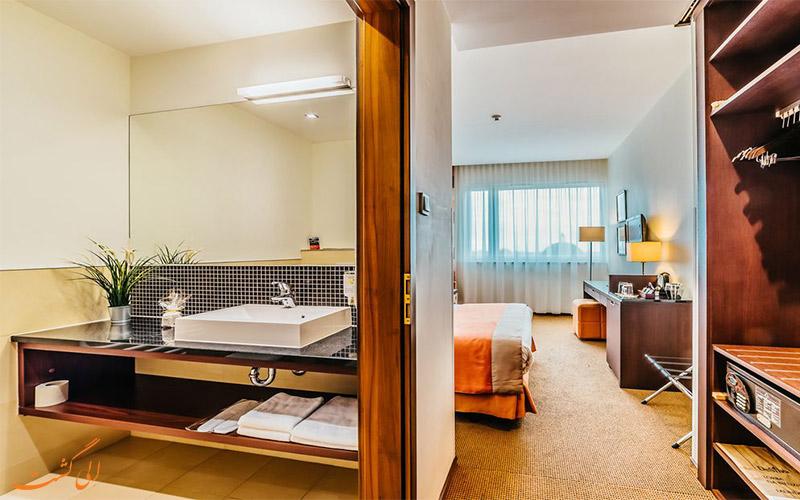 امکانات اتاق های هتل دسیلوا ورشو