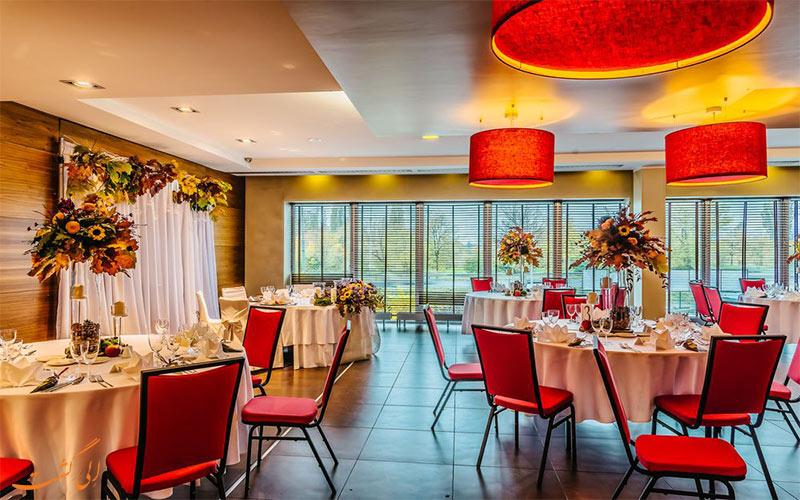 هتل دسیلوا ورشو- رستوران
