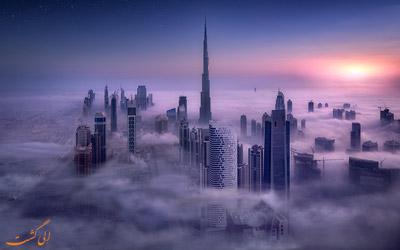 آسمان خراش های دبی