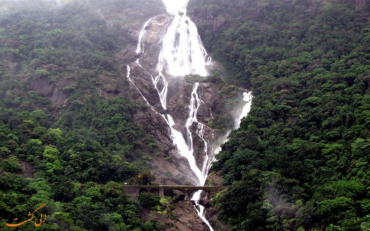 آبشار دودساگار