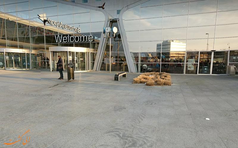 آشنایی با فرودگاه بین المللی آیندهوون