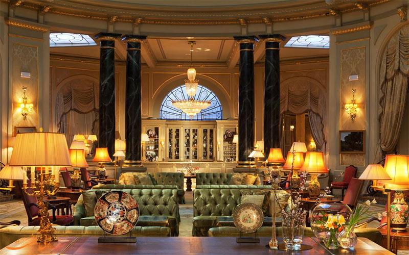خدمات رفاهی هتل ای ال پالاس بارسلونا