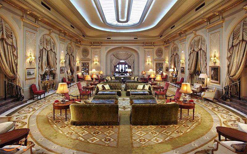 El Palace- eligasht.com نشیمن