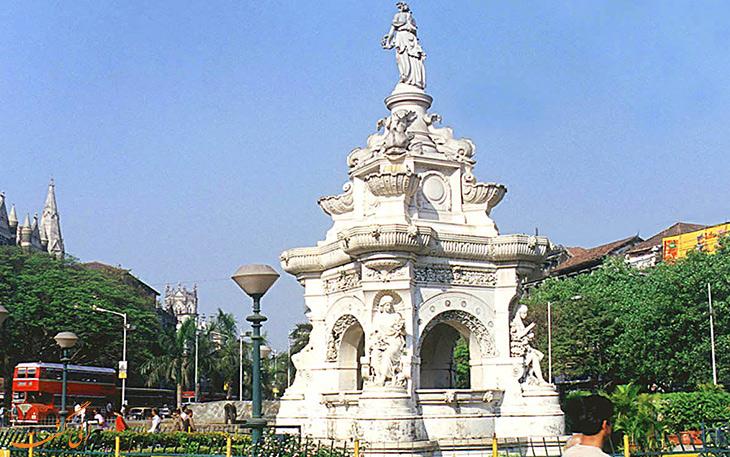 مجسمه فلورا فانتین