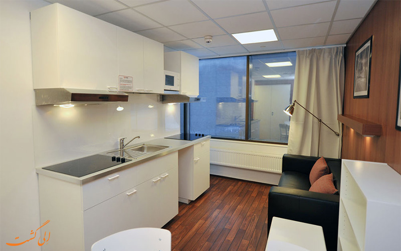 انواع اتاق های هتل آپارتمان فورنوم اولو