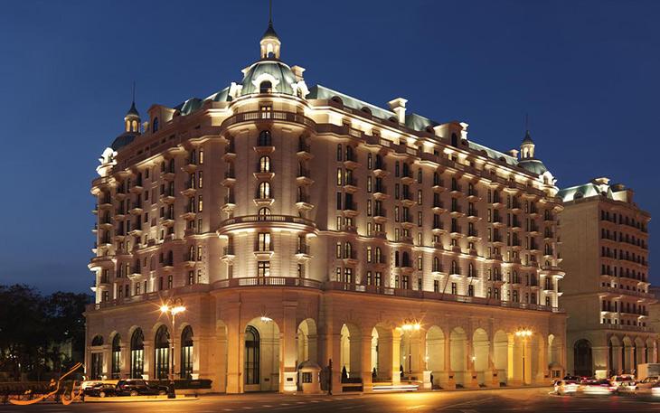 هتل چهار فصل باکو