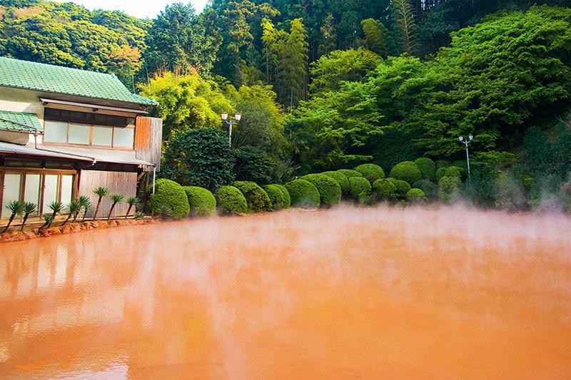 جهنم اژدهای طلایی ژاپن