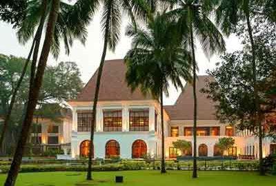 هتل گرند حیات گوا در کشور هند