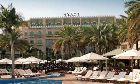 هتل گرند حیات مسقط در عمان